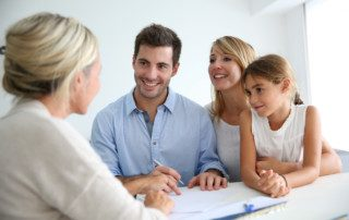 Family meeting agent for estate planning