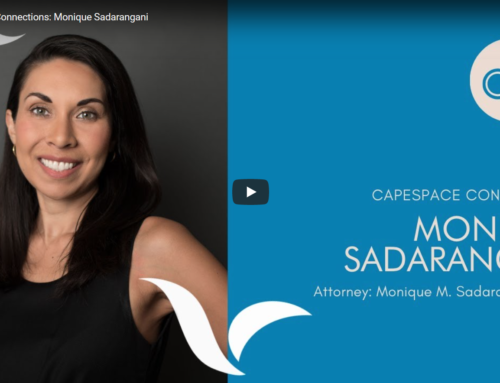 Monique M. Sadarangani Member Spotlight at CapeSpace